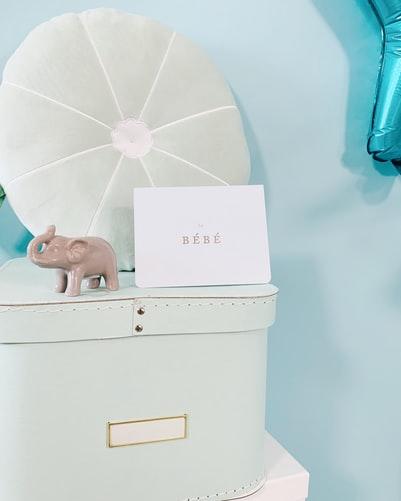 Comment choisir la couleur de la chambre de son bébé?